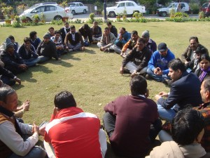 Hawkers Meeting at EDMC 21.1.13 (1)