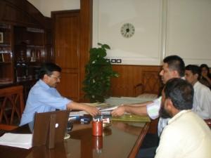 Meeting Delhi CM 2