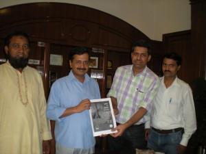 Meeting Delhi CM 4